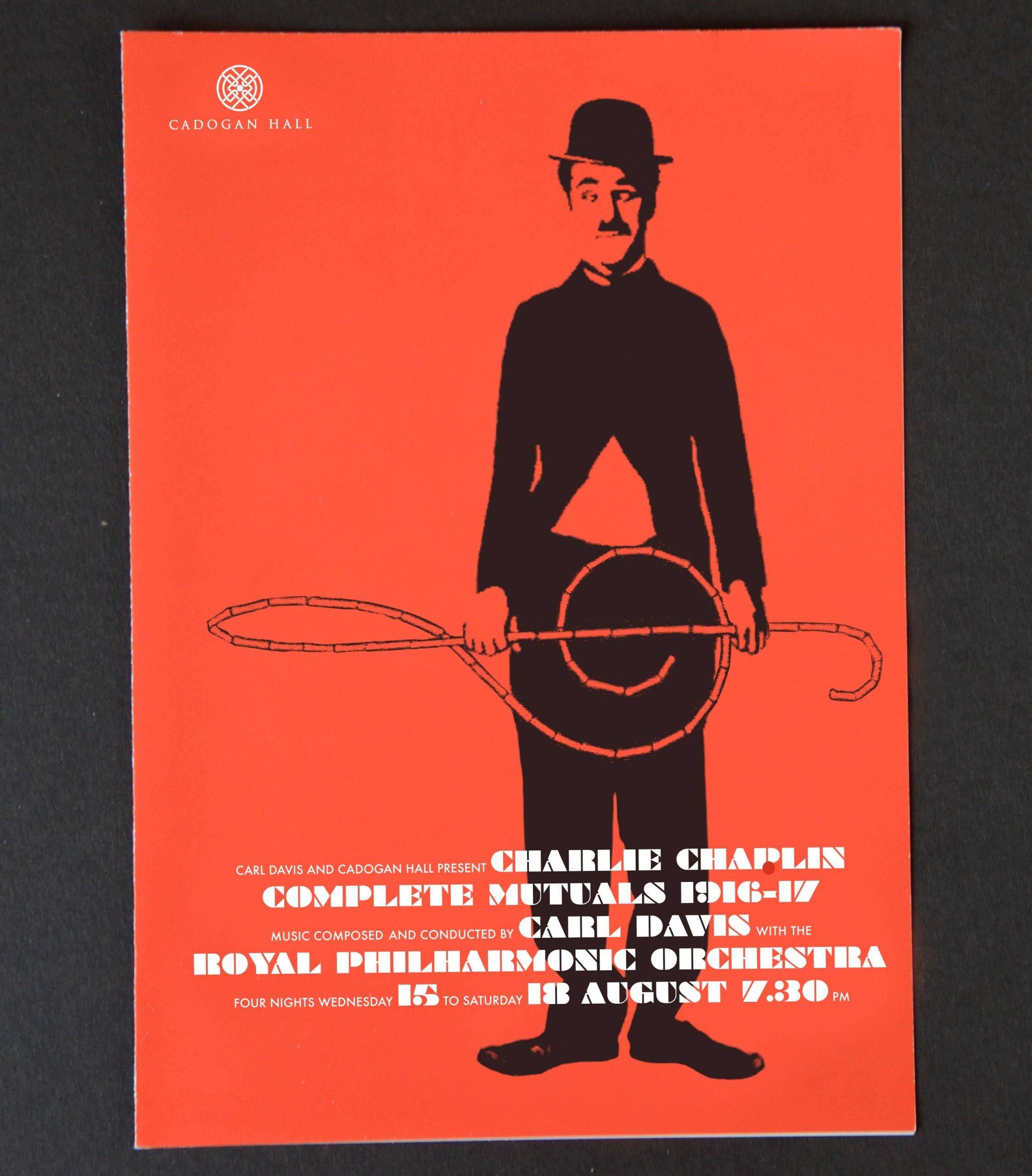 Charlie Chaplin-Programm